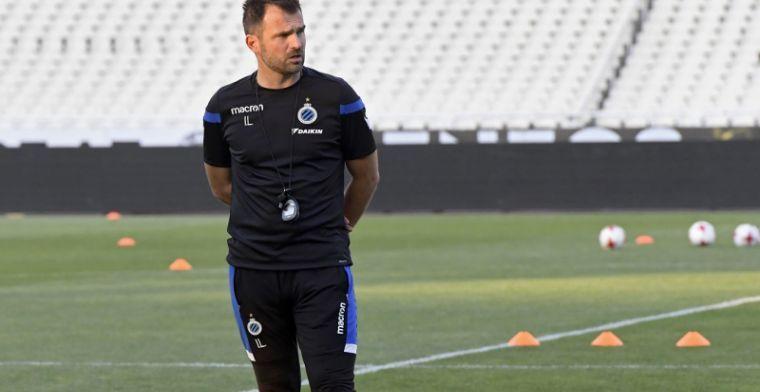 Leko kijkt uit naar beladen topper tegen Antwerp: Passie wil ik elke match zien