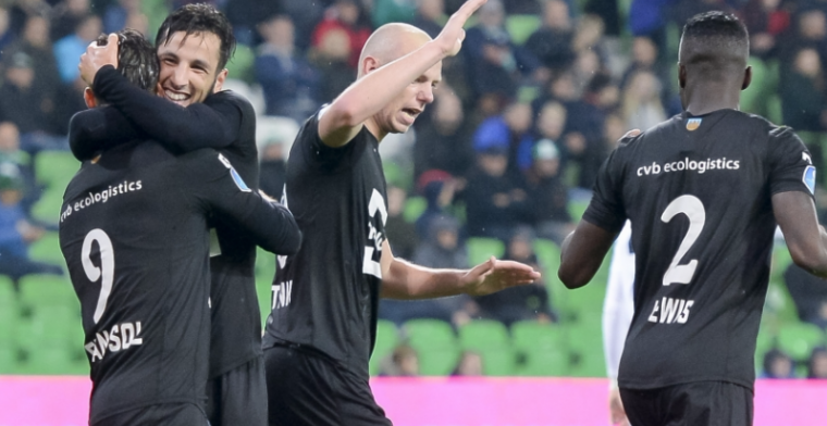 Willem ll verslaat zwak FC Groningen in Euroborg: Faber heeft wat uit te leggen