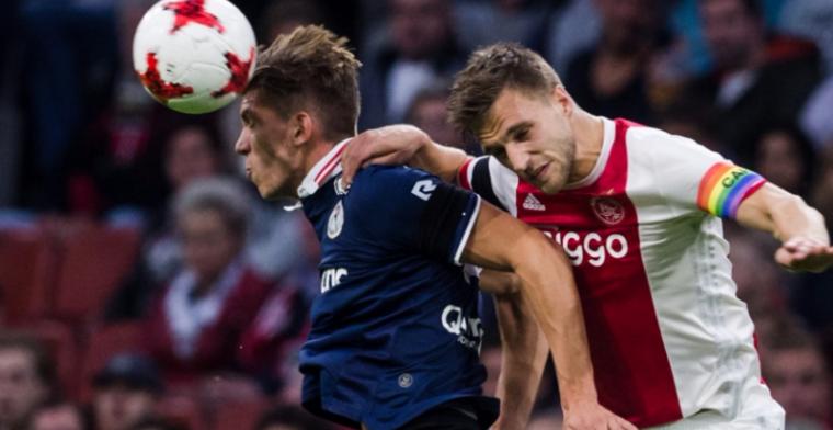 'Ik heb Feyenoord pijn gedaan en ze namens Ajax ook een keer geholpen'