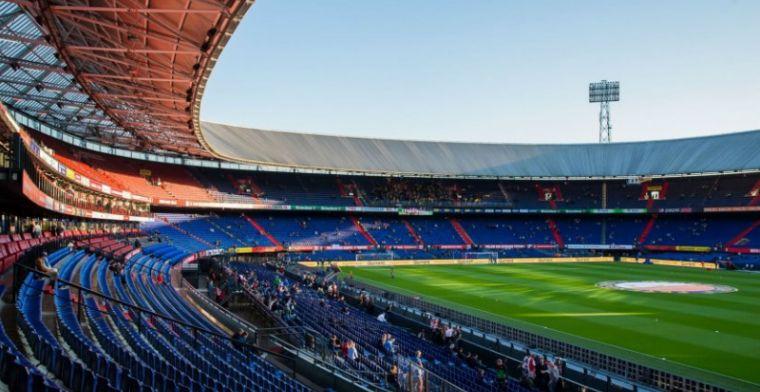 Feyenoord keurt schokkende foto 'ten zeerste' af: Zou ik geen supporter noemen