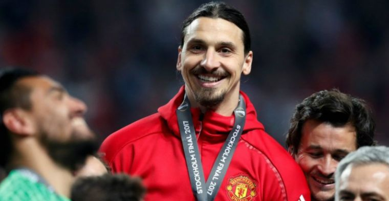 Mourinho prikt datum voor terugkeer Ibrahimovic: Hij werkt kei- en keihard