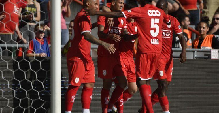 OPSTELLING: Standard en Moeskroen openen elfde speeldag in de Jupiler Pro League
