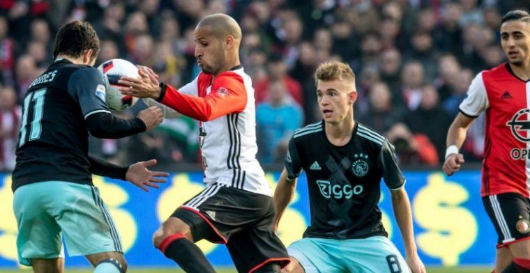 Ophef over 'walgelijke' anti-Ajax-foto: 'Enorme laagheid en smeerlapperij'