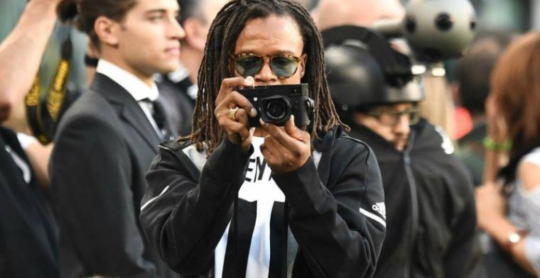 Davids duikt plotseling op bij FC Utrecht: Edgar belde mij op met de vraag