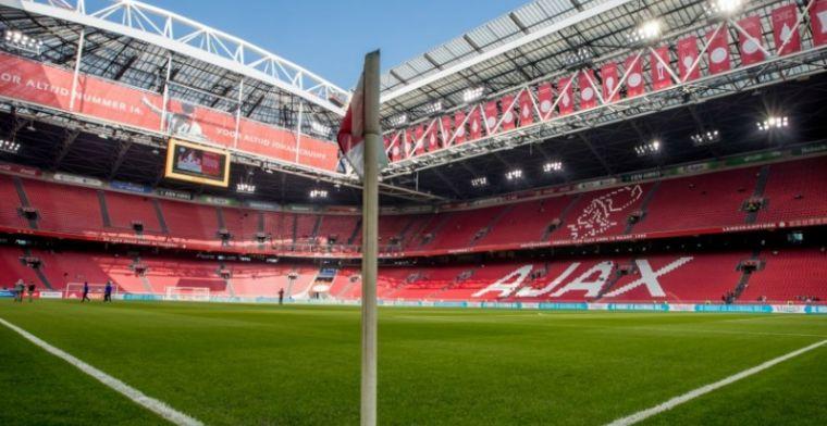 Ajax moet optreden tegen geuzennaam: Hebben daar Matthijs op aangesproken