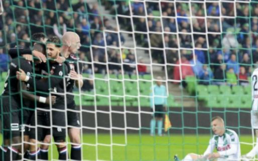 Afbeelding: Heerlijke Eredivisie-goal: 'Als je dat bij Barcelona ziet gaat het de wereld over'