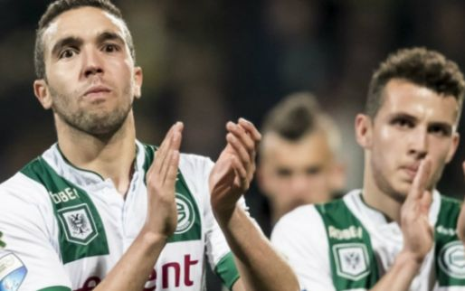 Afbeelding: FC Groningen grijpt keihard in: Mahi en Idrissi uit de selectie gezet