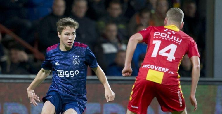 Ajax-middenvelder 'mist beleving' en pakt collega's aan: Gemakzuchtig
