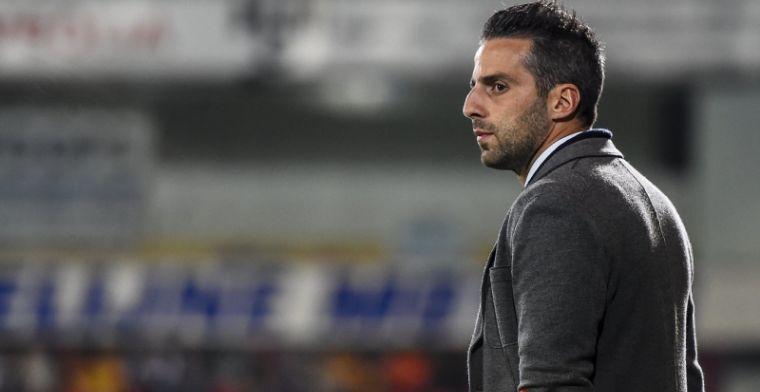 OPSTELLING: Eupen - KV Mechelen start met deze 22 namen