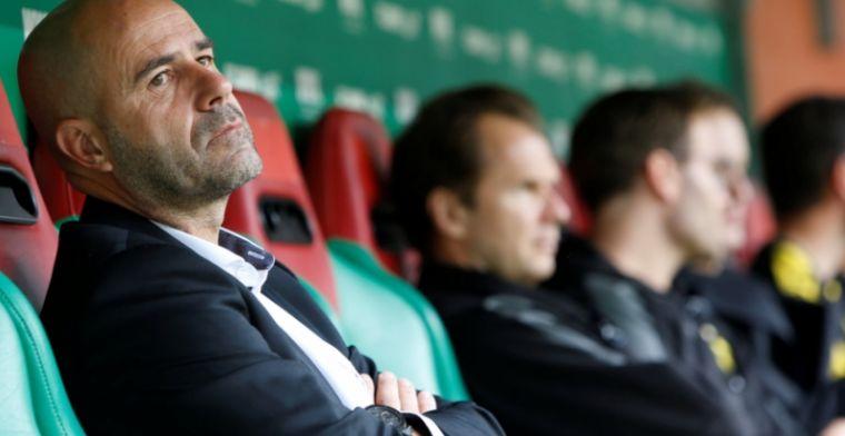 Problemen nemen toe voor Bosz: Dortmund geeft ruime voorsprong uit handen