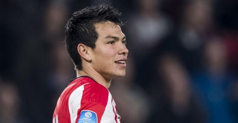 PSV profiteert via Lozano van remise in Klassieker: fantastische odd bij bookmaker