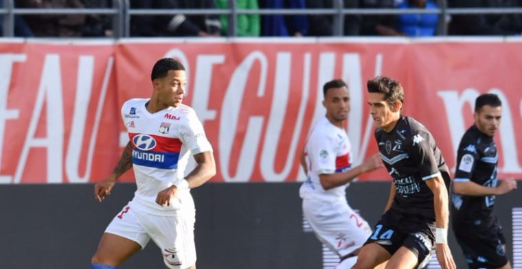 Memphis laat harten van Lyon-fans sneller kloppen met fraaie hattrick