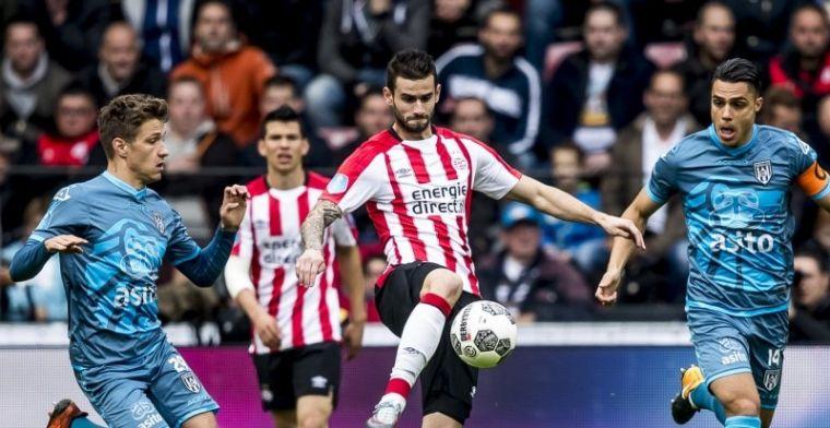 Smetje op PSV-overwinning: blessures voor duo, Pereiro naar ziekenhuis