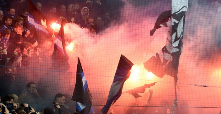 Onrust na Club Brugge - Antwerp, drie veiligheidsmensen gewond