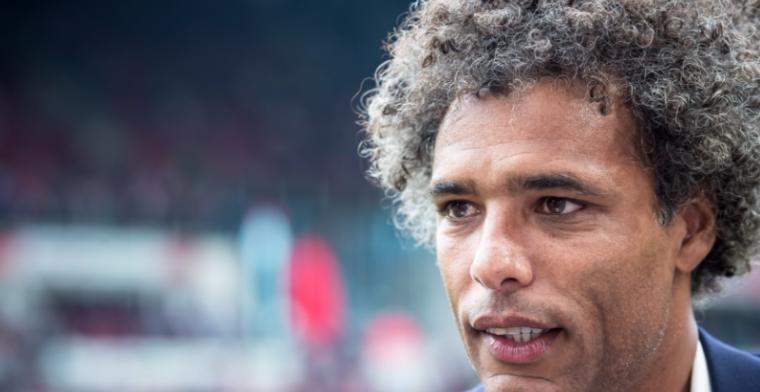 Van Hooijdonk stipt Feyenoord-probleem aan: Een speler aan z'n oren trekt