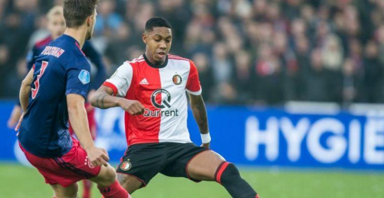LIVE: De Klassieker tussen Feyenoord en Ajax in De Kuip (gesloten)