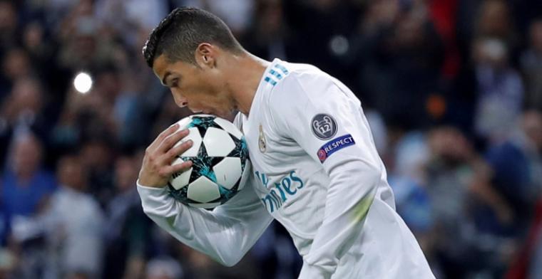Ronaldo troeft concurrenten af en is wederom beste voetballer ter wereld