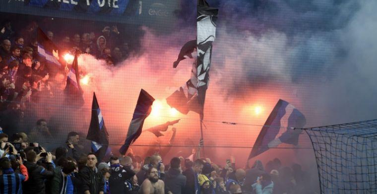De hel brak los in Brugge: 'Nederlandse fans raakten binnen met vals ticket'