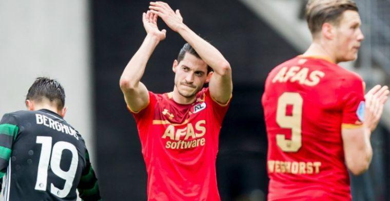 Vejinovic ontvangt boete van Feyenoord-fans, middenvelder maakt geld over naar KWF