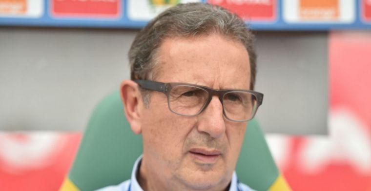 'Leekens trekt zijn neus op, Belgische club kan hem niet krijgen'