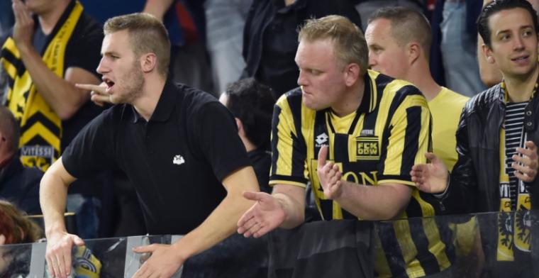 Vitesse kan flinke boetes verwachten, UEFA klaagt Arnhemmers op 2 punten aan