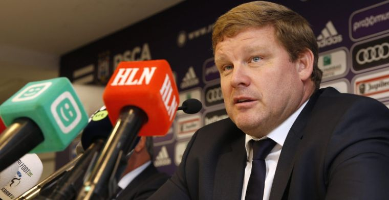 Wilde plannen bij Anderlecht: 'Spelers gaan uitslapen in containers'