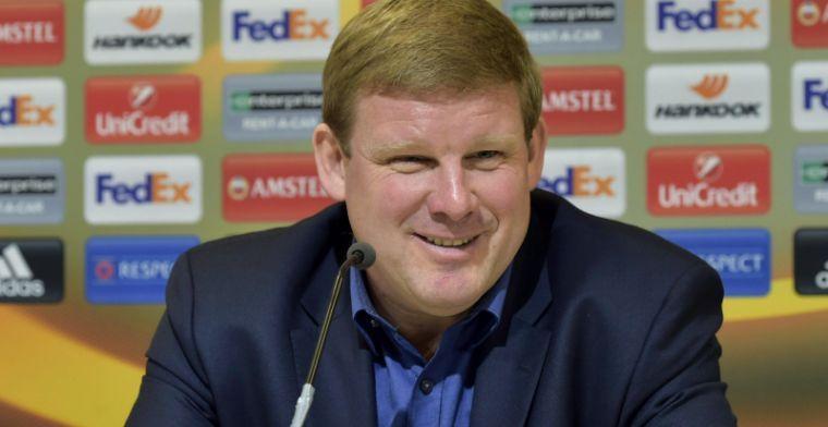 """Vanhaezebrouck blijft niet bij de pakken zitten: """"We zullen zaken veranderen"""""""