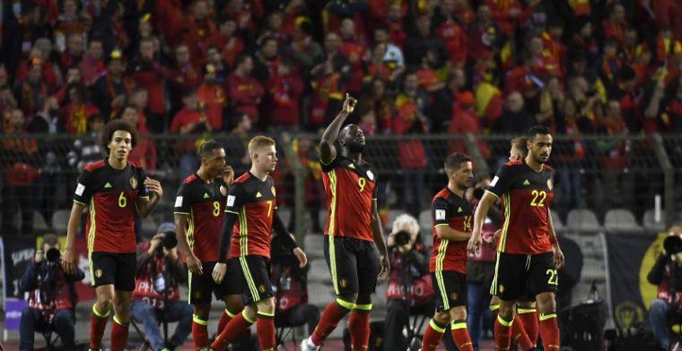 Extra troef voor bondscoach Martinez: Ze zijn me blijven opvolgen