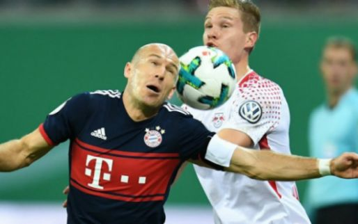 Afbeelding: Bayern München wint bekerthriller van Leipzig