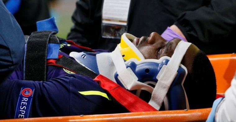 Update: Martina ontslagen uit ziekenhuis na nare valpartij in Lyon