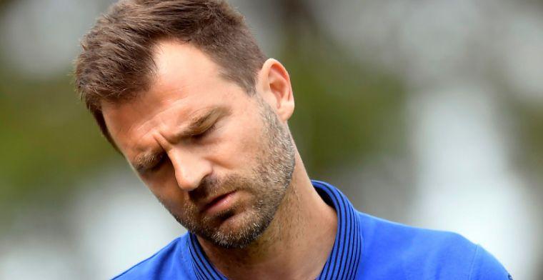 Slecht nieuws voor Club Brugge: Een vertrek is niet uitgesloten