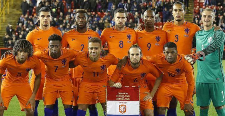 Schotse pers hard voor Oranje: 'Bijna een belediging voor de Nederlandse traditie'
