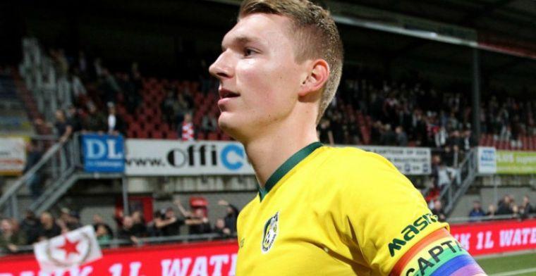 Niet naar Ajax en PSV: Ik zou daar moeten aansluiten bij het Jong-team