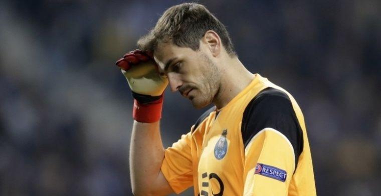 Casillas cree que no se está respetando al Real Madrid