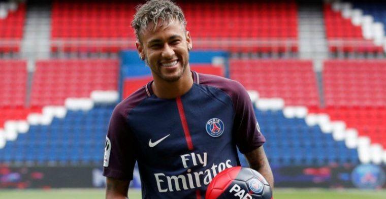 Lans gebroken voor 'nette jongen' Neymar: 'Logisch dat hij privileges heeft'