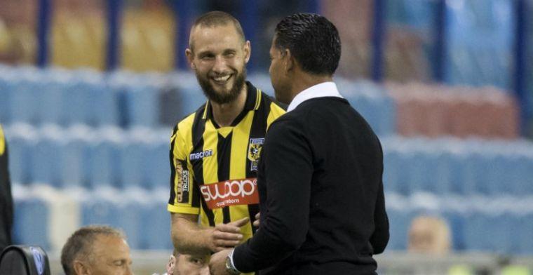Fraser verrast door Vitesse-aankoop: Ik had er een heel hard hoofd in