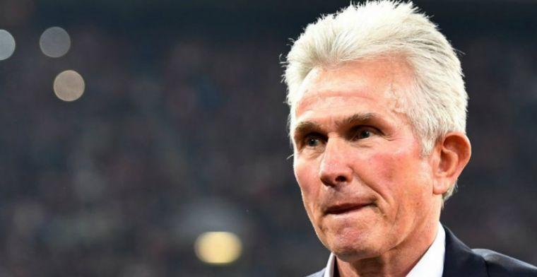 Heynckes sluit zich aan bij Lewandowski: 'Een klapper, eentje die erg veel kost'
