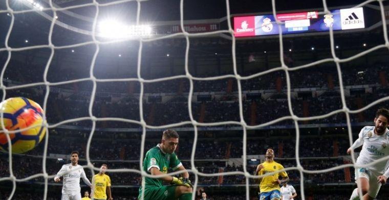 El Real Madrid pulveriza a los equipos españoles en esta estadística defensiva