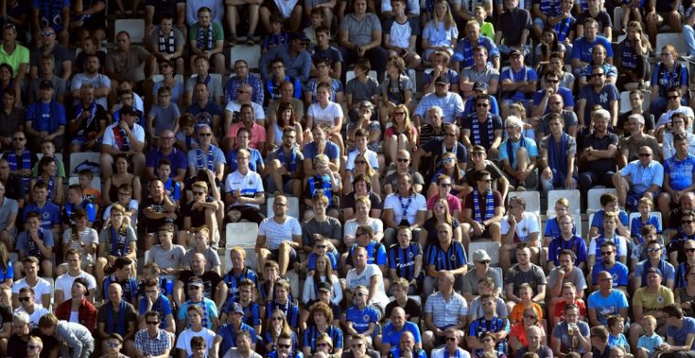 Club Brugge viert zijn verjaardag met speciale actie voor fans