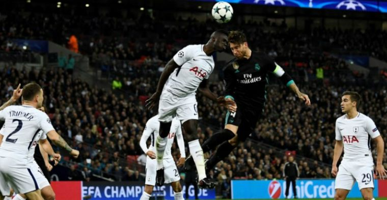 'Lijkt alsof Davinson Sánchez al jaren deel uitmaakt van de Tottenham-defensie'