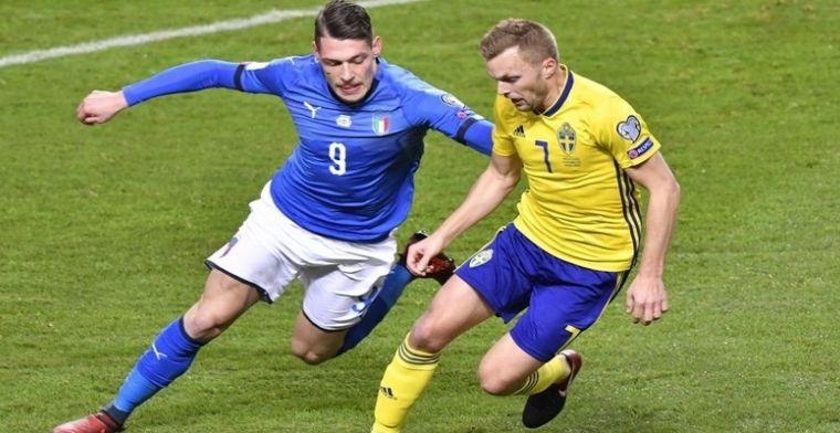 Italia se queda fuera del Mundial de Rusia
