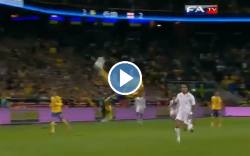Vijf jaar geleden: de wereldomhaal van Zlatan die nog steeds grote indruk maakt