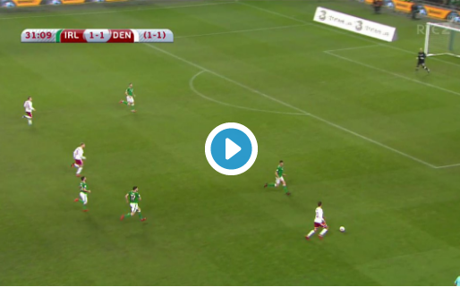 GOAL! Eriksen neemt optie op WK-ticket met heerlijk doelpunt
