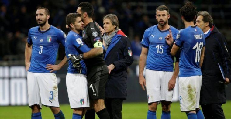 Las tres leyendas italianas que anuncian su retirada de la selección