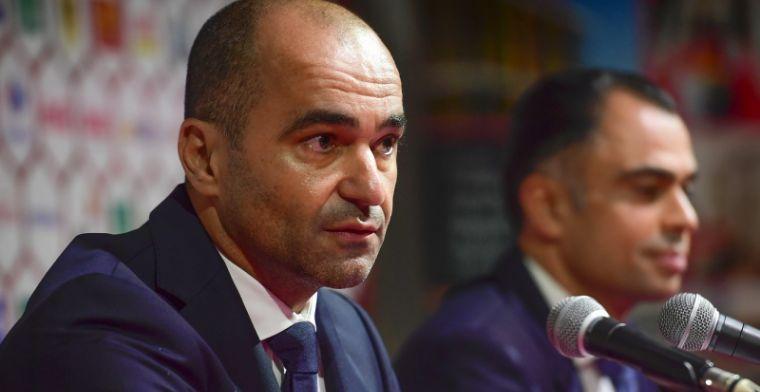 'Bondscoach Martinez hoeft niet te vrezen na kritiek De Bruyne'