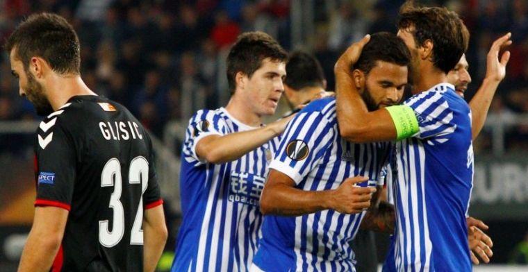 Willian José avisa al Girona antes del encuentro de este viernes