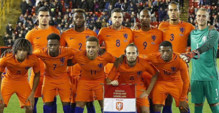 Zware tegenstanders voor nieuwe Oranje-bondscoach: twee oefeninterlands gepland