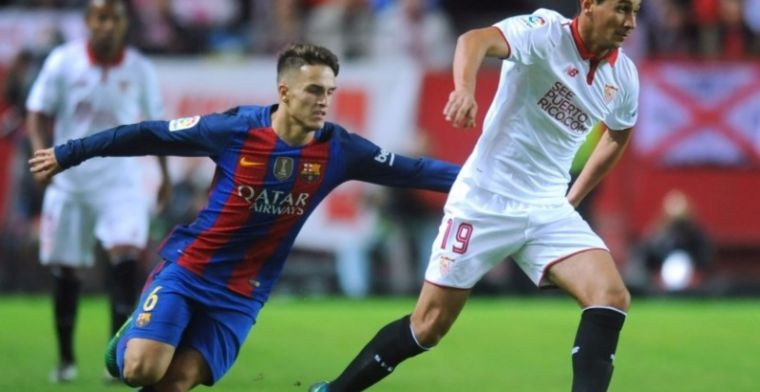 Para poder fichar, al menos tres jugadores deben dejar el Sevilla