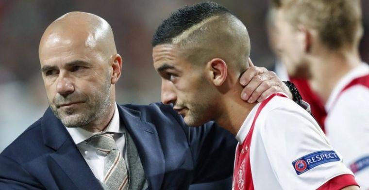 Bosz liet Ajax-viertal vallen: 'De enige met wie ik moeite had, was Jaïro'