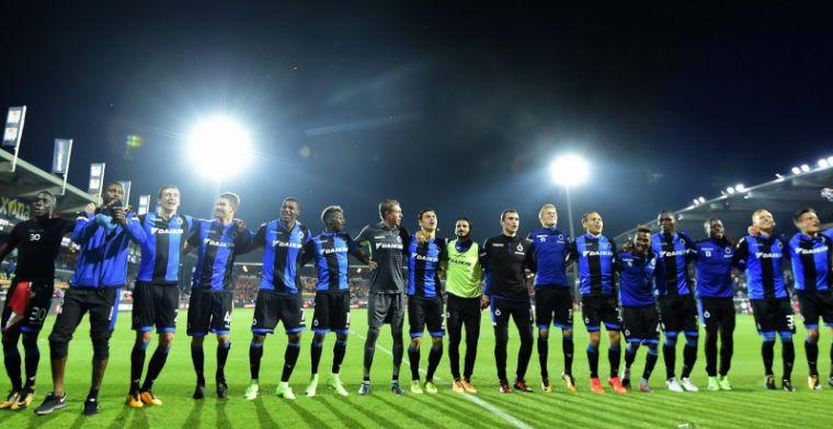 Bezoekje van Rode Duivels heeft gevolgen voor Club Brugge-kern